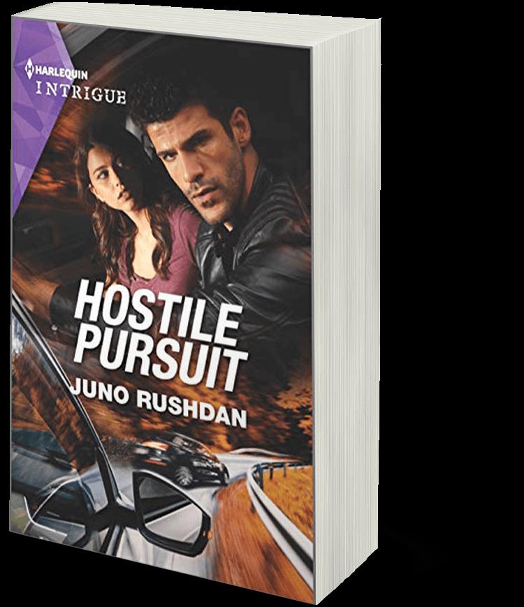 Hostile Pursuit Book Cover
