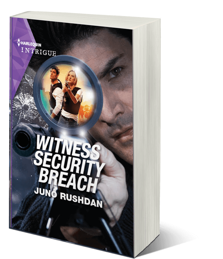 Witness Security Breach Book Cover