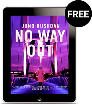 No Way Out book cover